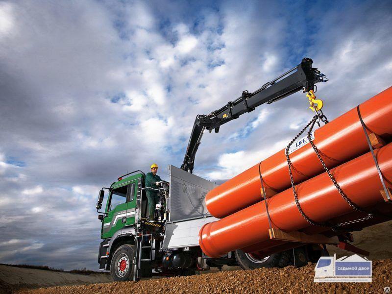 Манипулятор 3-15 тонн